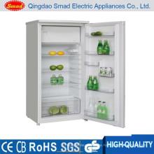 BCD-88 Home Appliances mini refrigerador de acero inoxidable