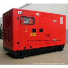 Бесшумный дизельный генератор Cummins 160 кВА (TD-160C)