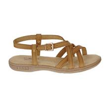 Ideal para las sandalias de estilo de cuero con tirantes de clima cálido