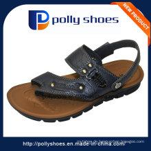 Neuestes Entwurfs-Mann-arabischer Schuh-Sandelholz