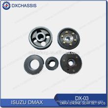 Véritable Dmax Engine Gear Set 5Pcs DX-03