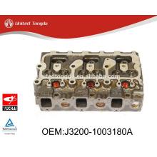 Yuchai YC6J cylinder head J3200-1003180A