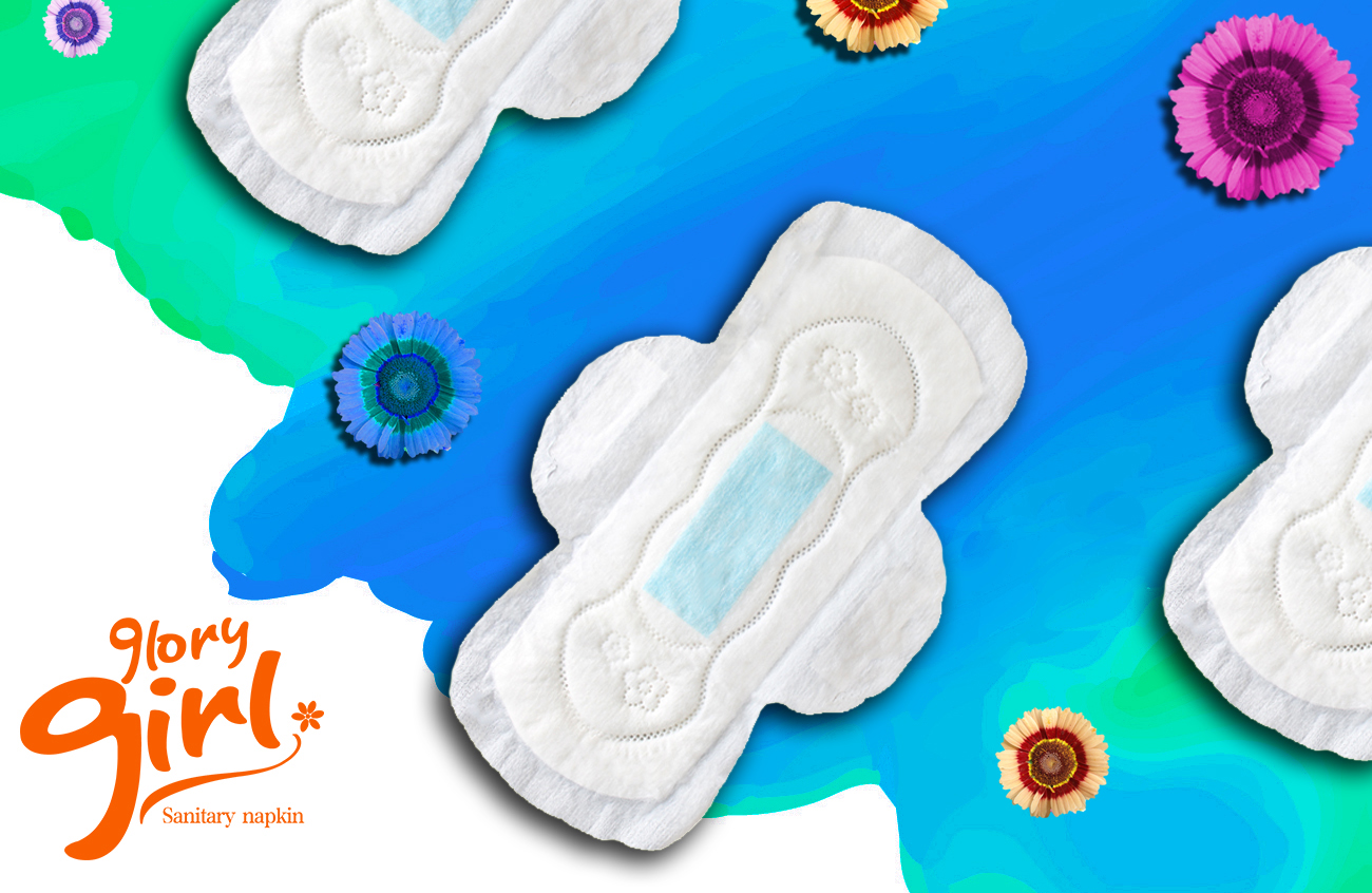 Feminine far ir anion sanitary napkins price