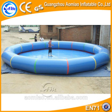 Custom large inflatable lap pool inflatable round pool for sale