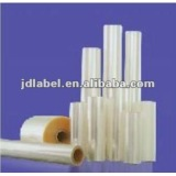 PVC Adhesive film roll labelstock for printing