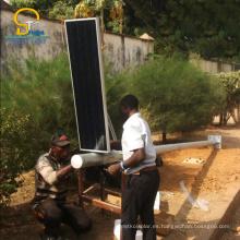 el mejor precio luz de calle llevada solar del precio más barato, todo en una luz de calle solar, luz de calle solar integrada