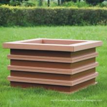 Высокий Quanlity деревянный пластичный состав / WPC Flower Box610 * 610 * 475