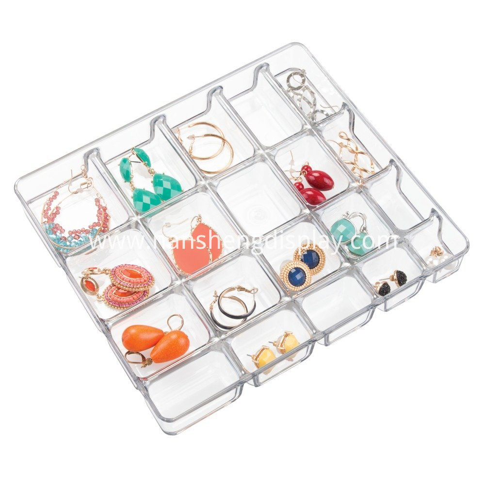 Acrylic Jewelry Case