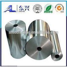 Feuillet en aluminium ordinaire