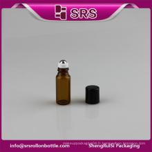 SRS pas de fuites de mini rouleau de verre sur bouteille 3ml à vendre