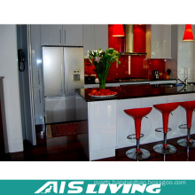 Small UV Door Design Kitchen Cabinet (AIS-K169)