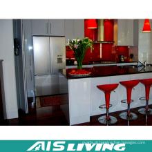 Pequeno armário de cozinha de porta de UV (AIS-K169)