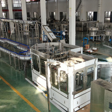 drink filling machine carbonated filling machinery