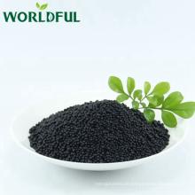 populäre pflanzliche Quelle Aminosäuren glänzend Ball organischer Dünger mit NPK 12-3-3