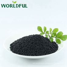 Fertilizante orgánico popular de la bola brillante de los aminoácidos de la fuente de la planta con npk 12-3-3