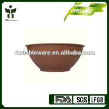 Green lifestyle with bamboo bowl