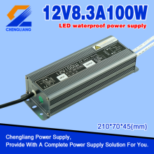 12V 100W IP67 Waterproof LED Driver