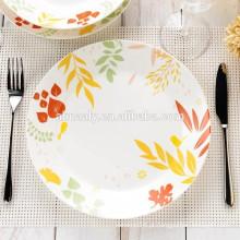 prato de sopa de cerâmica barato