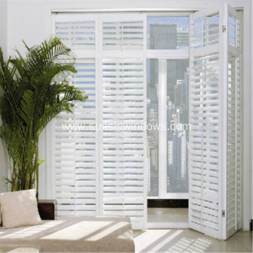 Fashionable High Quality Aluminum Shutter Door&Windows