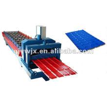 CE одобренный для стали застекленные крыши плитка используется Профилегибочная машина