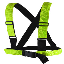 Construction Worker Hi Viz Safety Belt