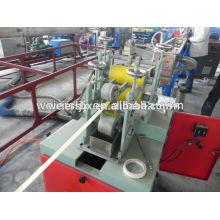 Одношнековый экструдер для кромки ПВХ ленты машины