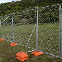 Chain Link Fence Panels Flexible Temporary Fencing