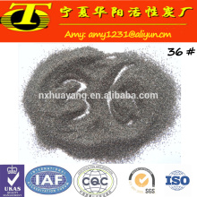 Abrasive material polihsing powder brown fused alumina with Al2O3 85%
