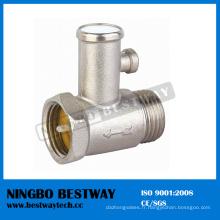 Soupape de décharge de sécurité haute performance pour chauffe-eau (BW-R14)