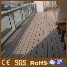 Barefoot Friendly Composite Decking Suits for Household Flooring
