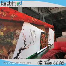 Nouvelle conception P3 480mmX480mm intérieur HD a mené l'affichage