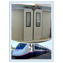 Train Supplies Biparting Door