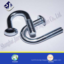 U Bolt with Zinc Coating