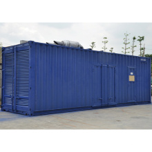 Generador diesel en contenedor 500kw con el motor de Doosan