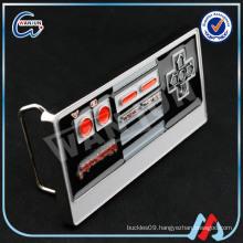 metal Gamepad fancy belt buckle