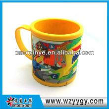 Werbe 3D weich pvc Becher Tasse