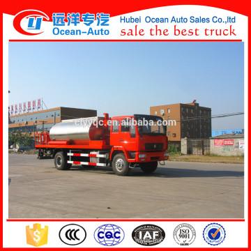 Sinotruk 8000L Bitumen Sprayer Truck / Bitumen Distributor Truck