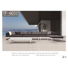 High quality & Modern designs aluminum outdoor furniture/patio sofa setTF-6033