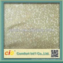 Tissu de rideau avec la conception de mode