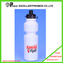 Logotipo personalizado Eco-Friendly plástico esportes garrafa de água (EP-S9016)