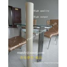 Tuyau en PVC tube faisant la machine machines/plastique