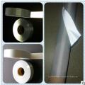водонепроницаемый серебро светоотражающие жилет безопасности ткань