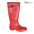 Wellie Rainboot with Decorative Strap