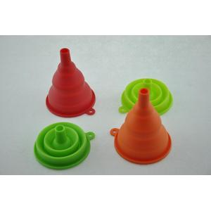 Silicone Collapsible Folding Foldable Funnel