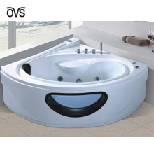 Foshan Bathtub Manufacturer Acrylic Bath Tubs, Standard Dimensions Bathroom Tubs, Solid Surface Bathtub For Sale