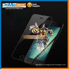 Protetor de tela de vidro temperado alta qualidade 9H 0,33 mm 2,5 D para iphone 6