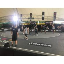 FIBA recomendado Basketball Sports Flooring