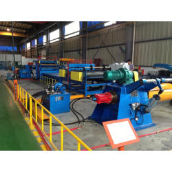 high speed new Cut to length line