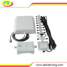70 дБ 1700 МГц AWS / 3G / WCDMA / 4G / LTE мобильный усилитель сигнала