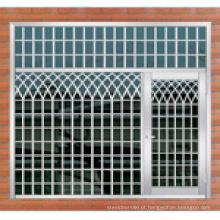 Janela / porta de aço inoxidável / janela de balanço (6733)